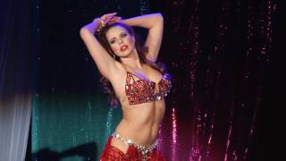 Jamilah - Belly dance - mejanse 2017 - Moog el Ashwa3
