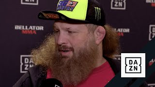 Roy Nelson Excited For Rematch Against Cro Cop