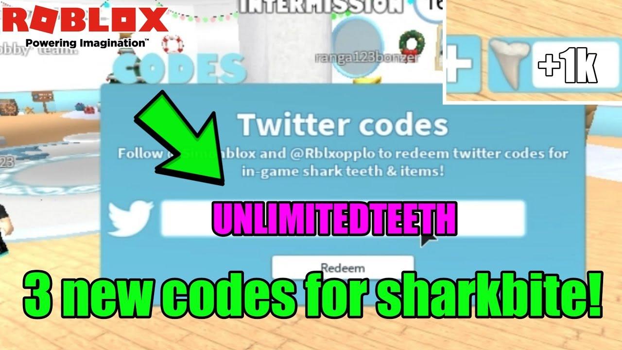 Roblox Sharkbite Codes 2019 | StrucidCodes.com