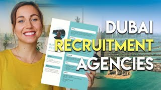 Top 5 Recruitment Agencies in Dubai.