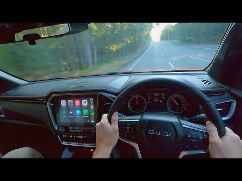 All-New Isuzu D-MAX Digital Test Drive