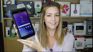 Samsung Tab Active 2 review
