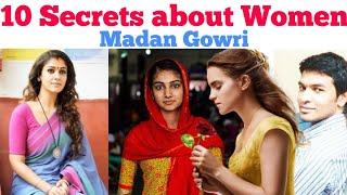 10 Secrets about Women | Tamil | Madan Gowri | MG