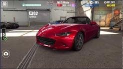 CSR2 Tempest 3 Tier 1 Mazda Miata all settings and tunes