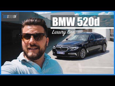 Bmw 520d G30 Opet Bolji Od Merc E220d