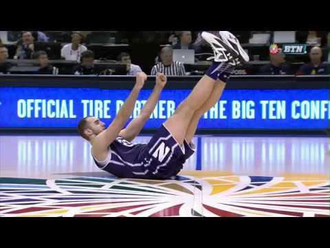 Northwestern vs. Michigan - 2016 Big Ten Men