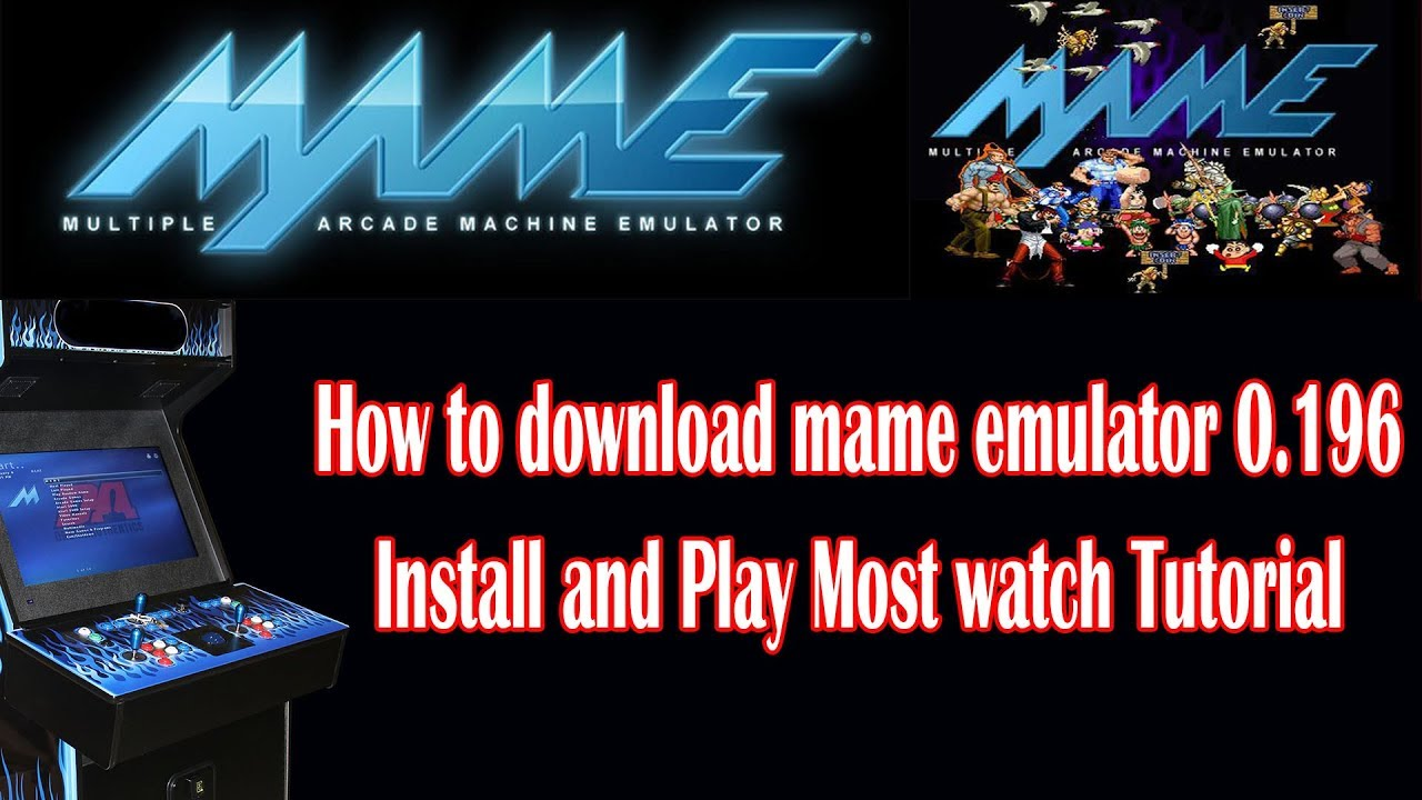 Psp mame mame4all 4. 9 r2 | psx-place.