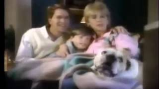 All Dogs Go to Heaven and Downy VHS Ad (1990) (windowboxed) thumbnail