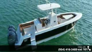 2016 Contender 39 LS  - FastBoats Marine Group - Pompano ...