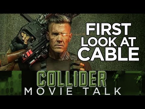 Deadpool 2 First Look At Josh Brolin As Cable - Collider Mov