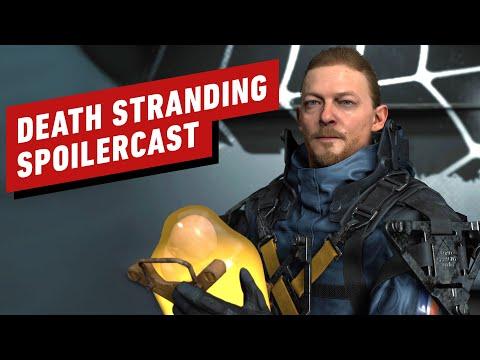 Death Stranding SPOILERCAST - Our Favorite Moments