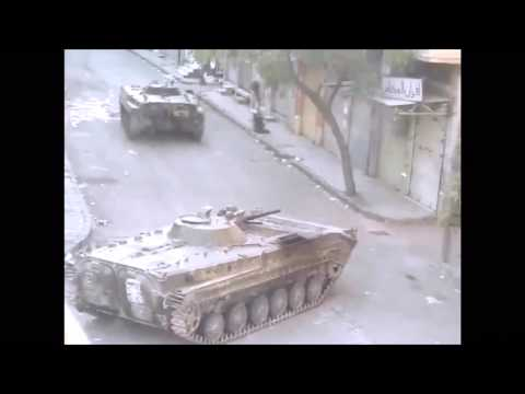 Syrian Civil War part 1