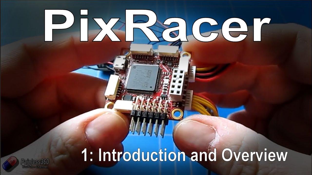 New Product Pixracer Autopilot, the new PIXHAWK generation