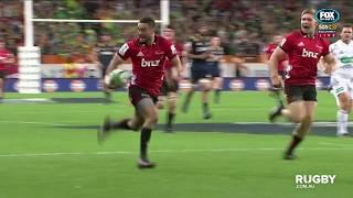 2018 Super Rugby Round Five: Highlanders v Crusaders