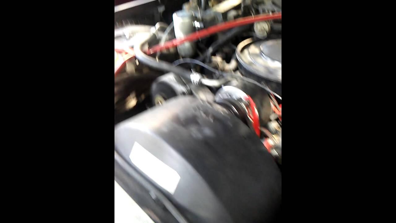 Fixing Alternator On  Cadillac Fleetwood YouTube - 1968 cadillac alternator wiring
