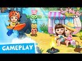 Kids Go Camping! Fun Summer Games! Sweet Baby Girl Summer Camp Gameplay | TutoTOONS Games for Kids