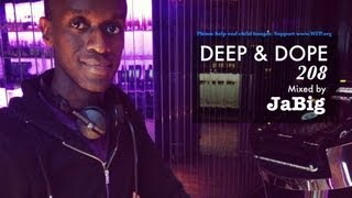 Deep Acid Jazz Tech House House Music DJ Mix by JaBig (Lounge, Studying, Chill Playlist)