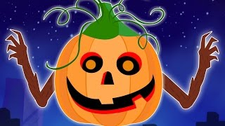 Jack O'Lantern | there's a scary pumpkin | scary nursery rhyme | songs for kids | baby rhymes