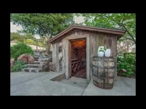 Outdoor Wine Cellar Part 47