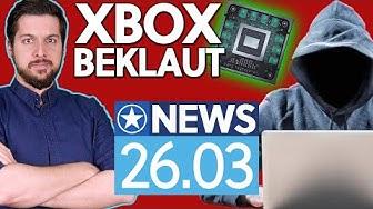 Xbox Series X: Hacker klaut GPU-Quellcode von AMD - News