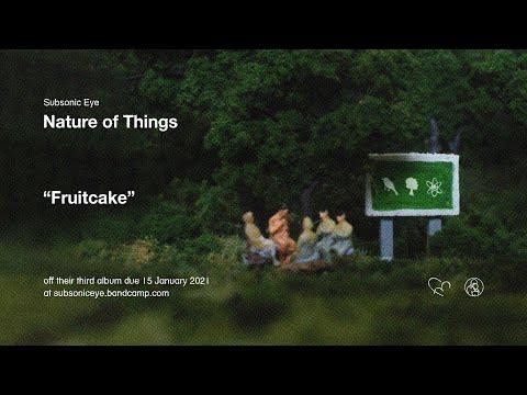 Subsonic Eye – Fruitcake (Official Audio)