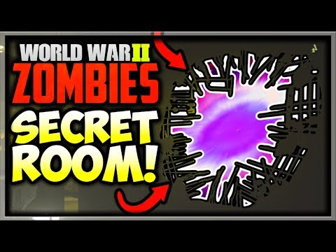 """""""The Final Reich"""" All Secret Rooms Found Guide! (Call of Duty WW2 Zombies Easter Egg Secret Room)"""