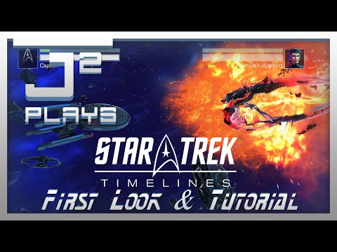Star Trek Timelines Gameplay – First Look & Tutorial – Part 1