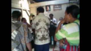 "Acara ""PODO""(Pentang Pitak)4:Upacara Adat Perkawinan Budaya Manggarai-Flores-NTT-Indonesia"
