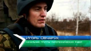 Харьковчанин нашел авиабомбу на собственном огороде