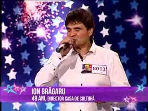 Moldova Are Talent Ion Bragaru 15.11.13