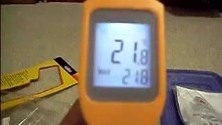 Цифровой инфракрасный термометр с лазерный прицел(Купить можно в магазине http://Vcum.ru/category-84.html за 586 руб. Цифровой инфракрасный термометр с лазерный прицел..., 2012-04-12T20:10:05.000Z)