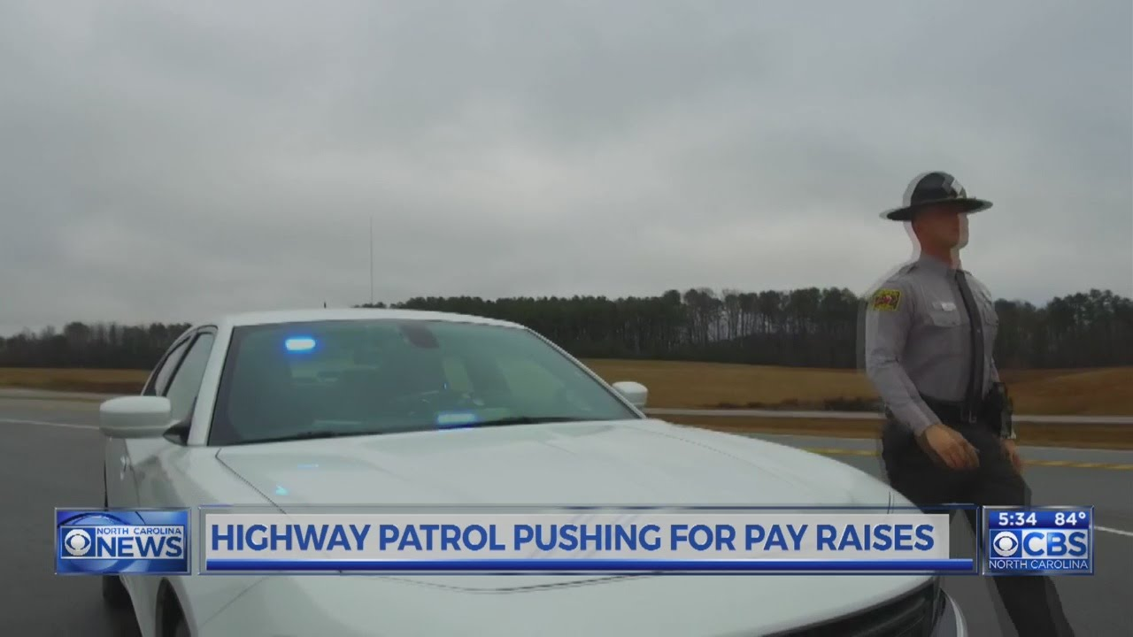 State Highway Patrol Pushing For Pay Raises