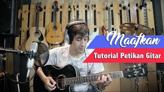 Slank Maafkan Tutorial Chord dan Petikan Gitar