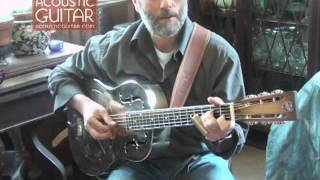 "Kelly Joe Phelps ""Down to the Praying Ground"" from Acoustic Guitar"