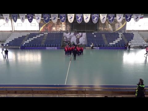 Первенство России среди юношей 2002-2003 г.р. Финальный этап. Седьмой день. Площадка 1