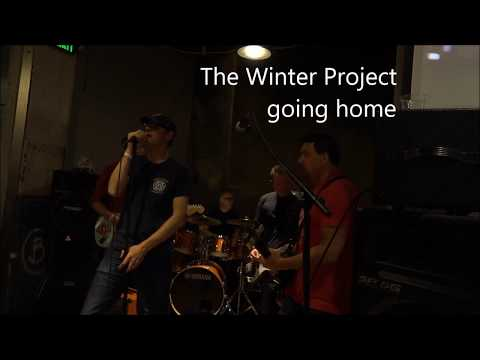 Going Home: The Winter Project Live At Dorchester Brewing Co. April 21, 2018