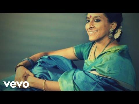 Bombay Jayashri - Raga Maandu (Thillana) (Pseudo Video)
