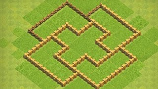 TH6 Base - TH6 Let's Play ep2 | Clash of Clans