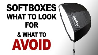 SOFTBOXES - What to Look for & What to AVOID screenshot 5