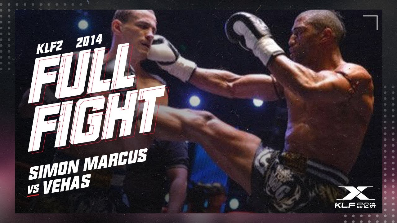 KLF2:Simon Marcus vs Vehas FULL FIGHT-2014