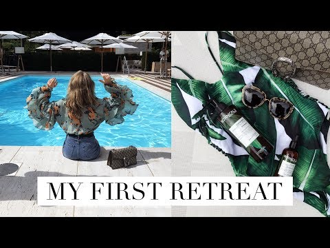 My First Weekly Vlog + Botanicals Retreat | LILY LIKE VLOG #9