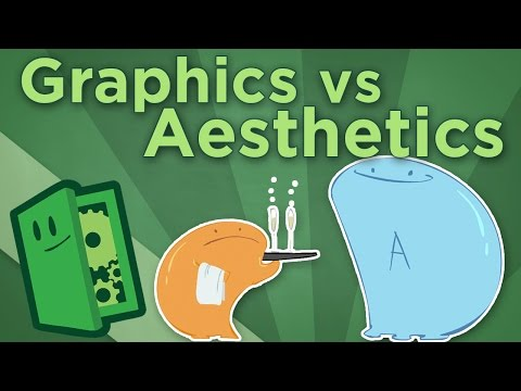 Graphics vs. Aesthetics - Why High Resolution Graphics Aren't Enough - Extra Credits