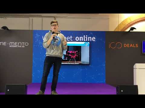 C3 ICO Pitch Competition  - TV TWO
