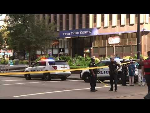 Four dead in Cincinnati bank shooting