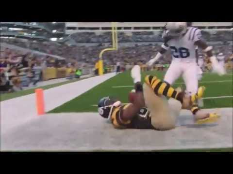 Antonio Brown -- Palm Trees -- NFL Highlightsᴴᴰ