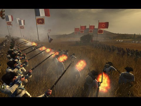 Empire Total War Gameplay French Chronicle 1
