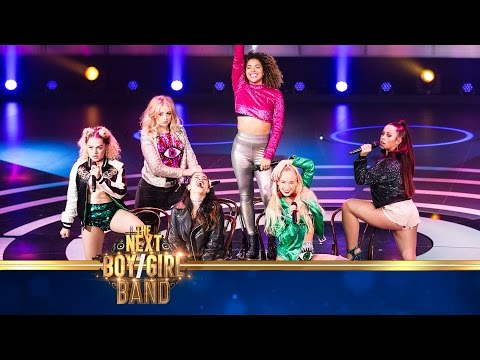DE GIRLS ZO SEXY ALS THE PUSSYCAT DOLLS - The Next Boy/Girl Band