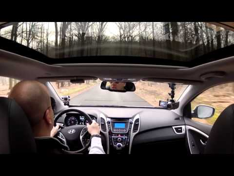 Driving Review - 2013 Hyundai Elantra GT Manual - In Depth Test Drive