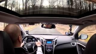 Driving Review - 2013 Hyundai Elantra GT Manual - In Depth Test Drive