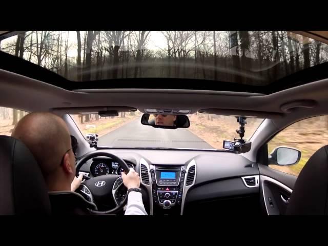 Driving Review 2013 Hyundai Elantra Gt Manual In Depth Test
